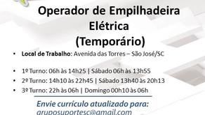 Empilhadeira Elétrica