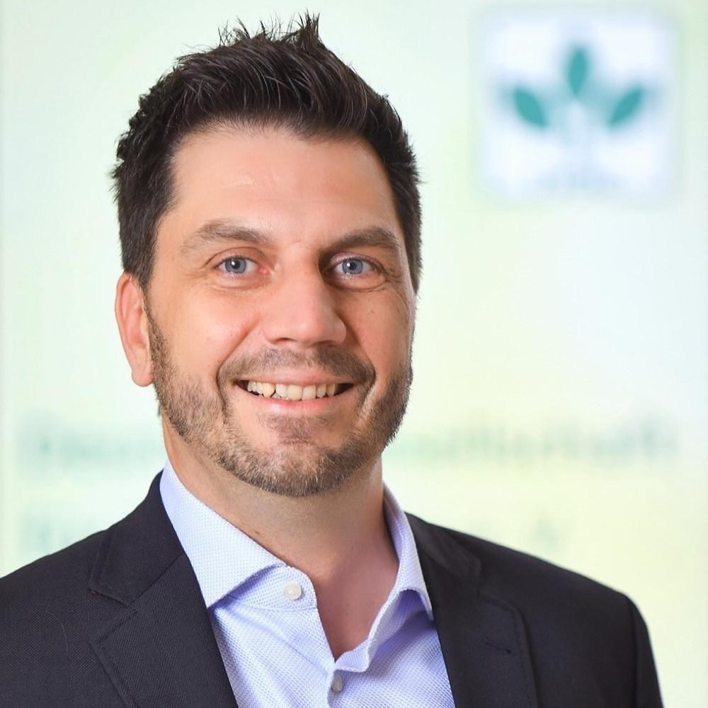 Ökotrophologe Holger Pfefferle