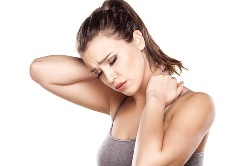 Neck Injuries Cause Chronic Neck Pain
