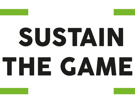 Sustain The Game!