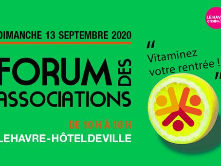 JALMALV Le Havre au forum des associations