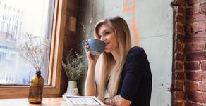 Caffeine Infusions + Rainy Days
