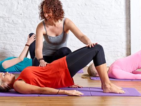 Breath, Rhythm and The Pelvic Floor
