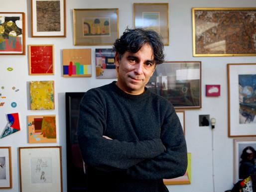 """Omar López- Chahoud: """"una feria de arte da una apertura al mundo de lo que está pasando en Chile"""""""