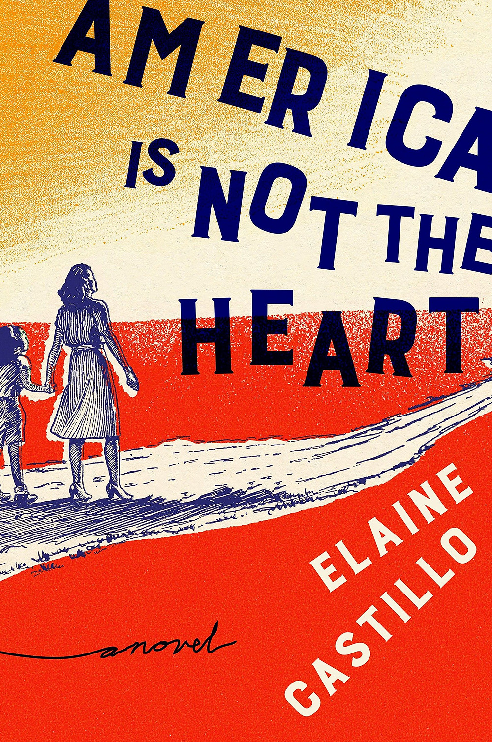 America is Not the Heart by Elaine Castillo : the book slut book reviews