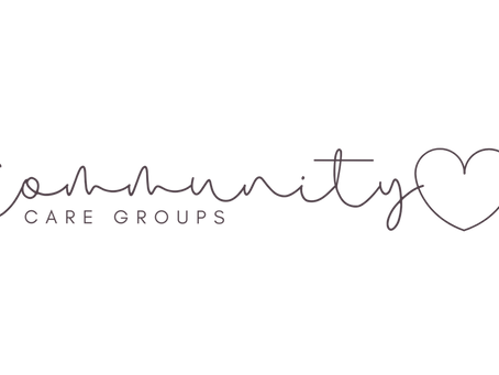 Community Care Groups - Week of 1.8.20