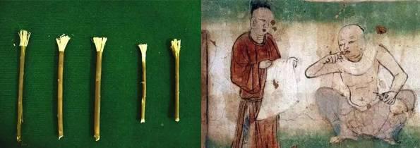 แปรงสีฟันจีน การตลาดจีน