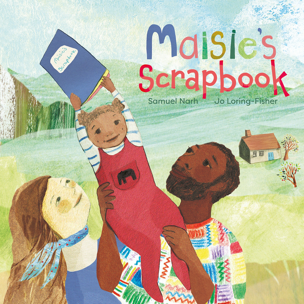 Maisie's Scrapbook is about cultural diversity within a family. This children's book was inspired by my family. It is my hope that this book will touch and move people across the world. #childrensbook #diversitymatters #library #mixedkids #picturebooks #preschoolteachers