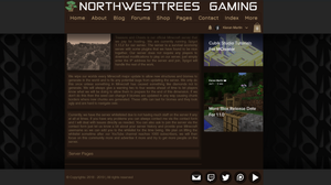 NorthWestTrees Gaming communities page
