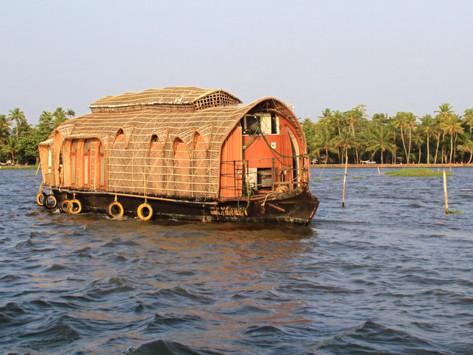 India: Husbåt på Keralas vannveier - en drømmetur!
