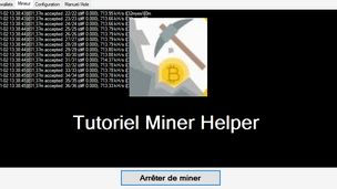 """""""Miner Helper"""" miner des cryptos facilement avec un seul soft, débuter dans le minage [Tutoriel]"""