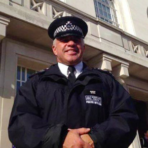 Police officer shot dead by 'terror suspect' at Croydon Custody Centre