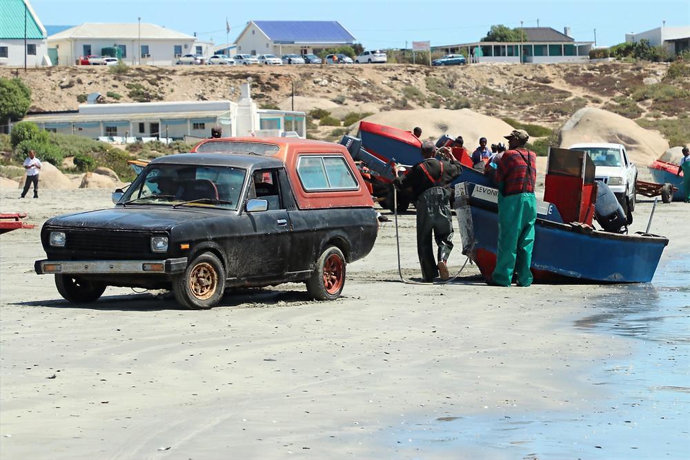 Paternoster Fischer Südafrika