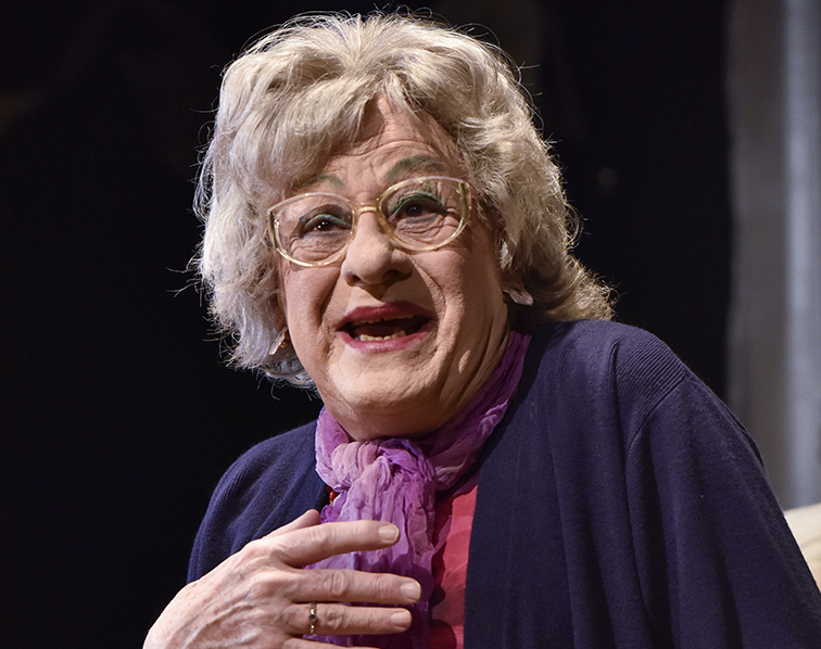 Kenneth Alan Taylor as Maureen in A Different Way Home