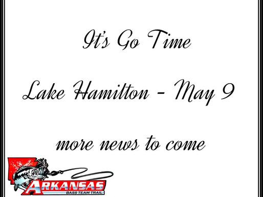 Lake Hamilton-May 9