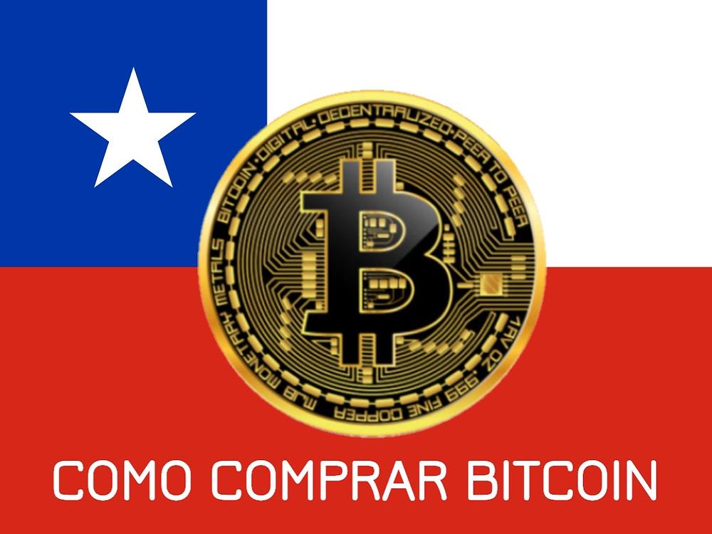 Comprar Bitcoin desde Chile en 5 pasos