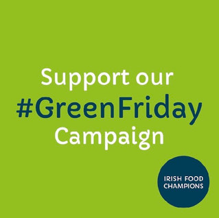 #GreenFriday Campaign Launched To Promote Consumers To Buy Irish