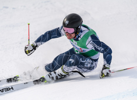 Middlebury's Arvidsson and Dartmouth's Currie are Alpine Skiers of the Week