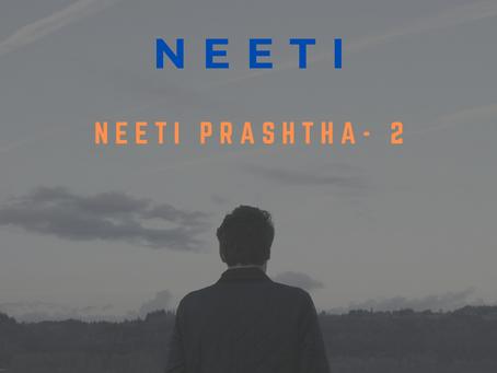 Chaanakya Neeti: Dwitiya Prashtha
