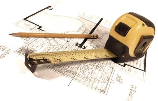 Замер - основополагающая составляющая при монтаже потолка гарпунным методом