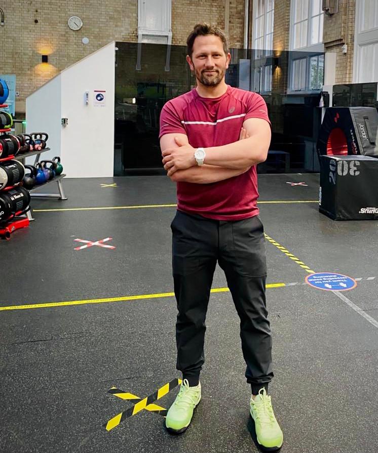 Personal Trainer Julien Bertherat