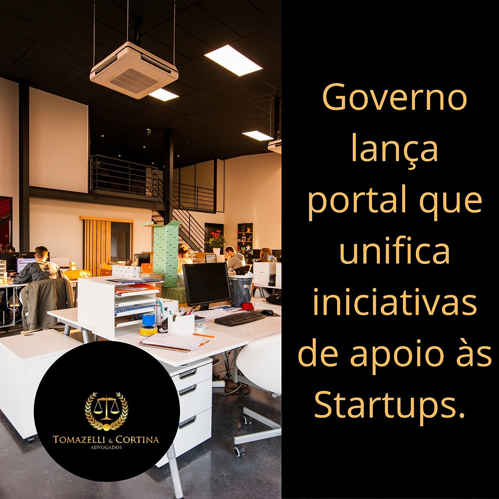 Governo lança portal que unifica iniciativas de apoio às startups