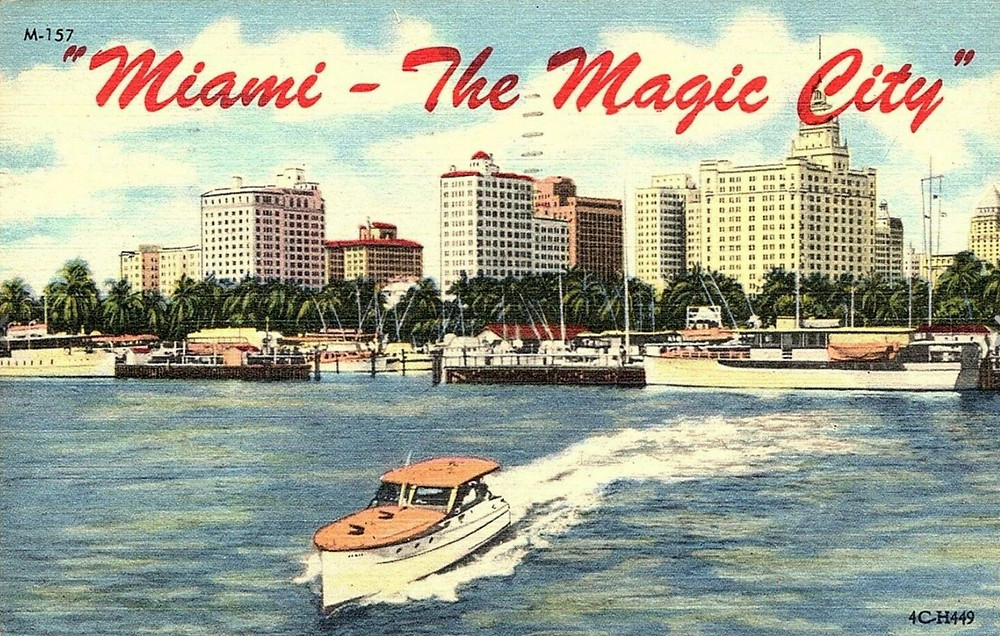 Miami's S-Team uses history as a guide to seeing the present in context.