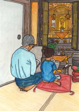 仏壇終いに想う―捨てることは喜び―