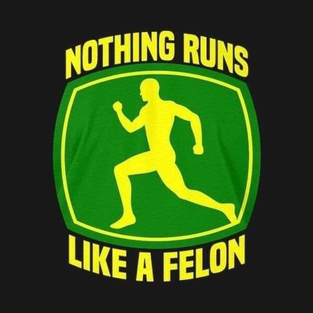 Nothing Runs Like a Felon