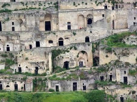 Patrimonio Mondiale dell'...Umanitá? ( Matera 2019)