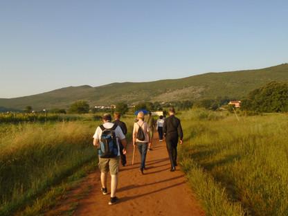 Camino a Apparition Hill