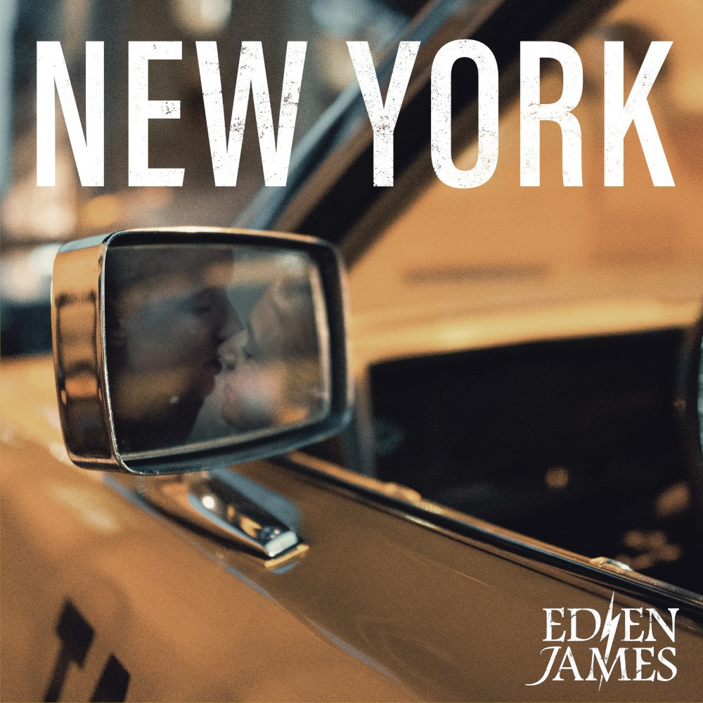 Artwork for the Eden James Single - 'New York'