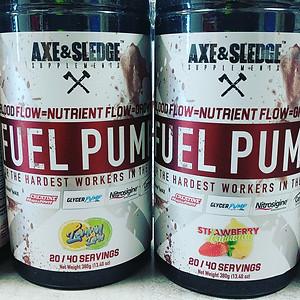 Axe & Sledge Fuel Pump