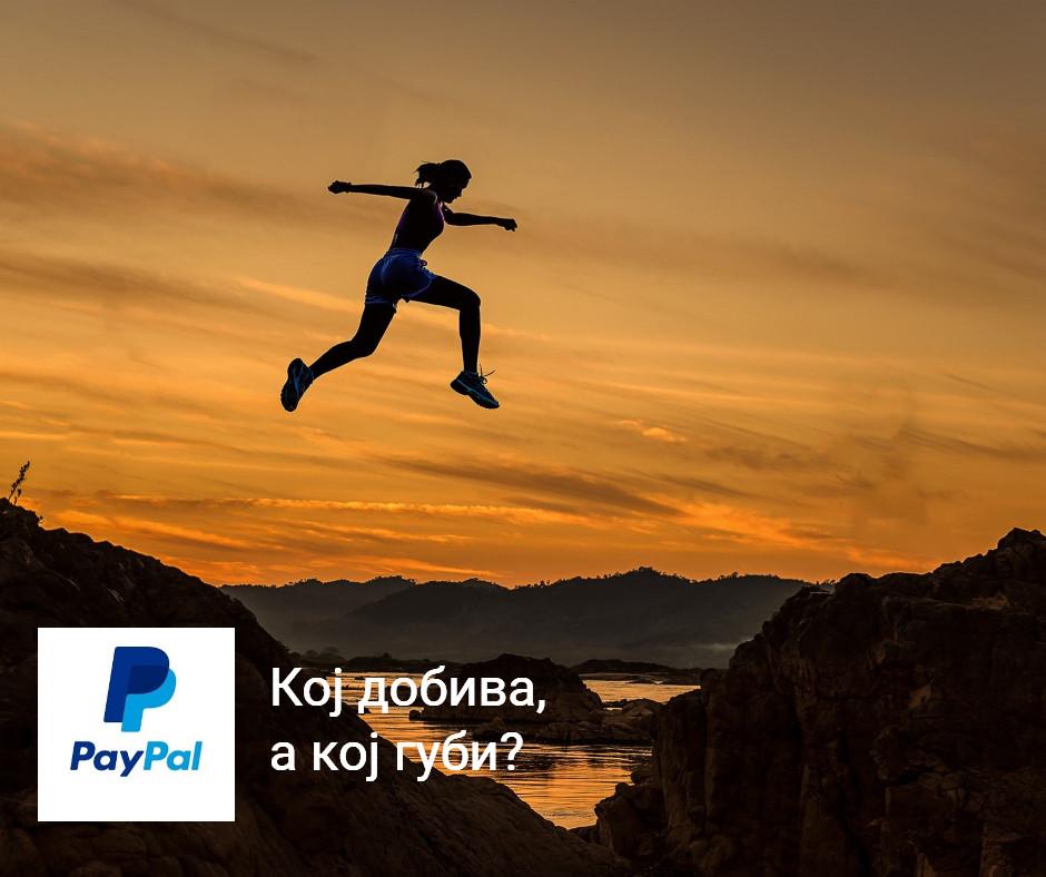 Кој добива, а кој губи со Пејпал за продажни места во Македонија?