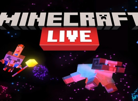 MINECRAFT LIVE: THE RECAP