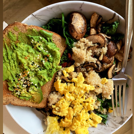 Three Easy, Healthy & Delish Meals!
