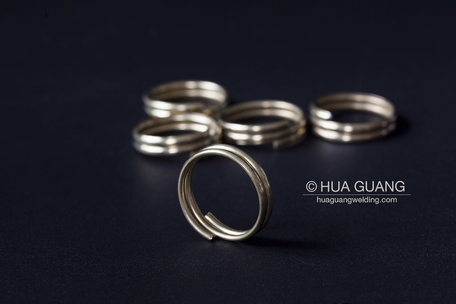 Silver Flux-Cored Brazing Ring