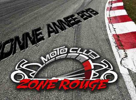 Adhésion 2019 au MC Zone Rouge