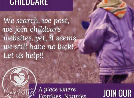 Save Yourself From the Stress of Finding Childcare