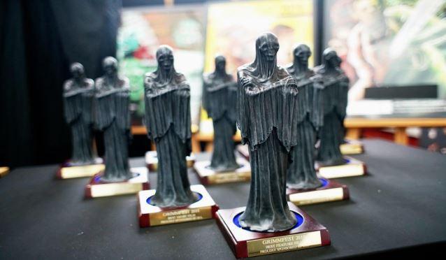 Grimmfest work-in-progress award