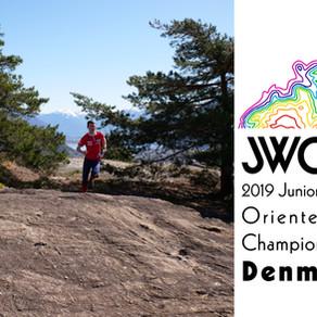 Reto reist an die JWOC in Dänemark