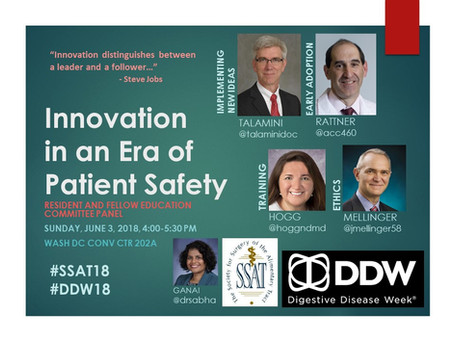 Innovation in an Era of Patient Safety