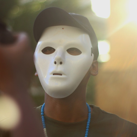 The Mask Boys Live In: Masculinity in America