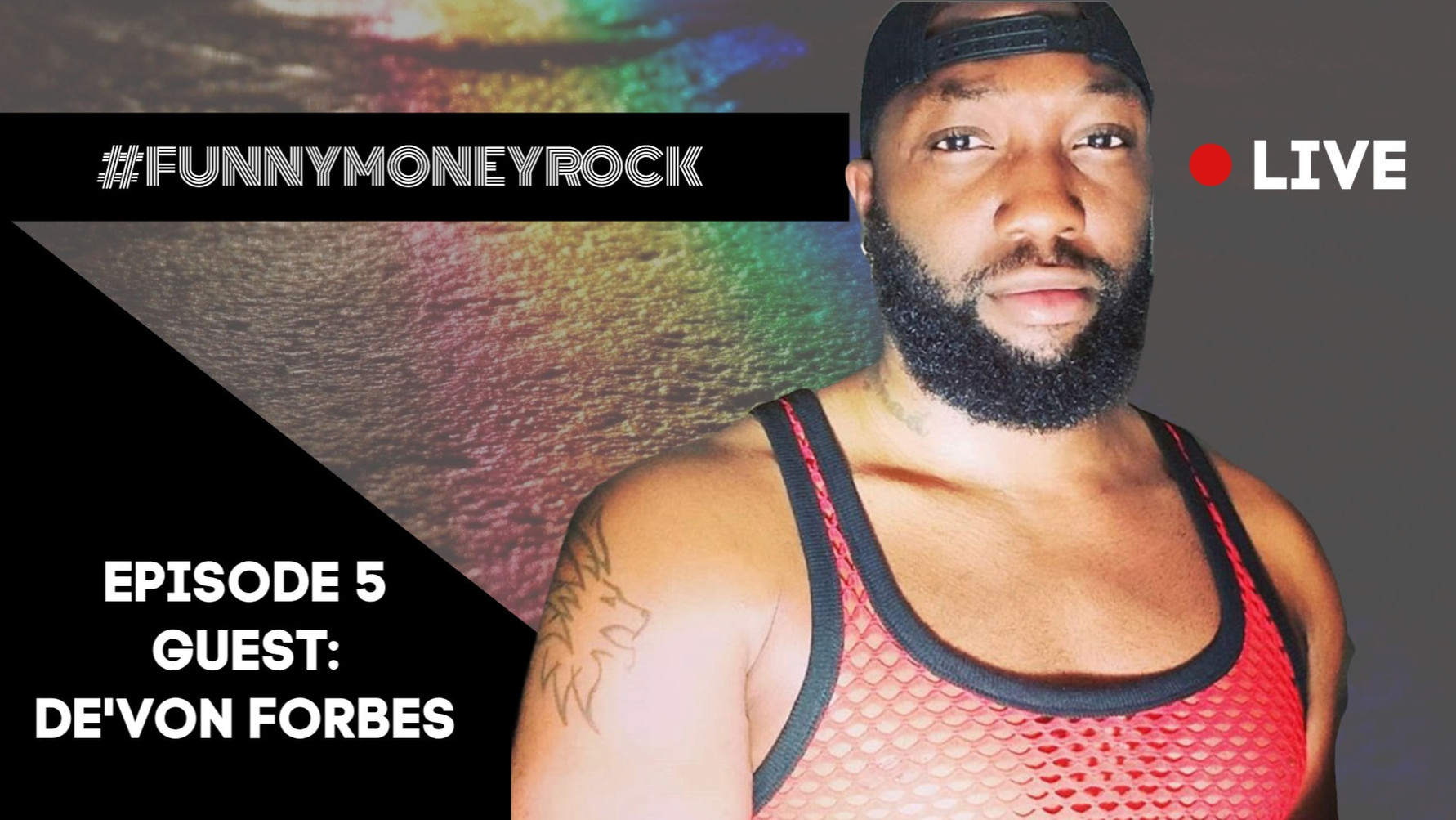Film Creator De'Von Forbes To Guest On #FMR Live Tomorrow