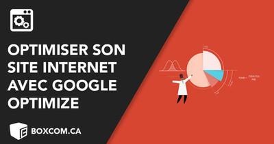 Google Optimize, un nouvel outil développeur de Google pour optimiser son site internet