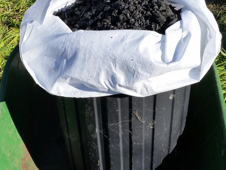 How much biochar is needed to offset your electricity GHG emissions?