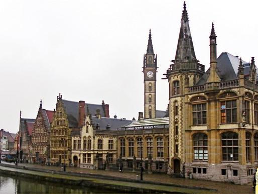 Qué ver en Gante (Unesco) en un día. Bélgica