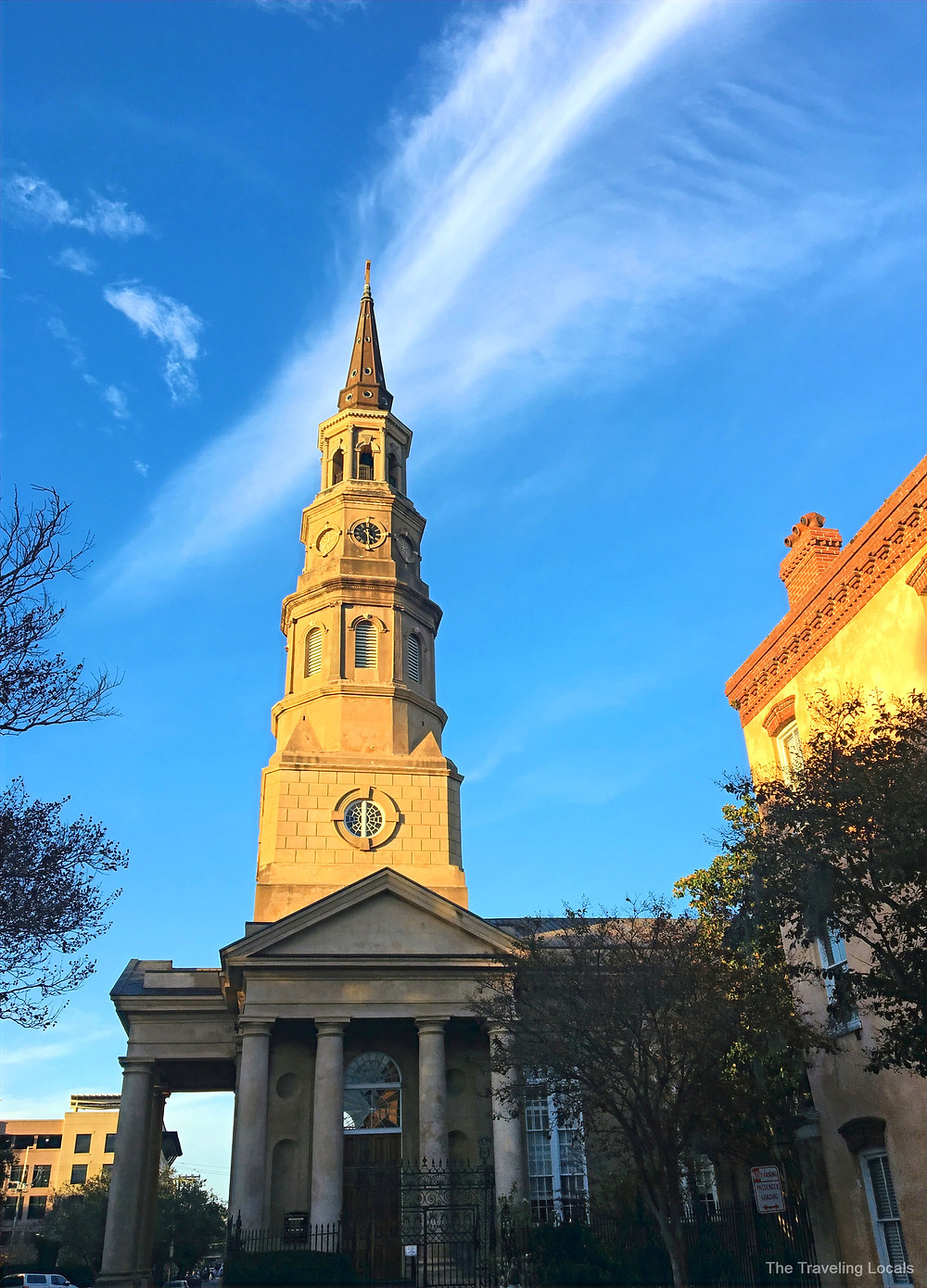 St Philips Church, Church Street, Charleston SC