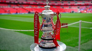 Robins back in FA Cup action