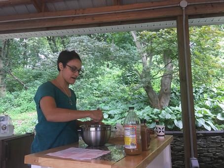 Dreamland Farmstead Rainbow Chard Recipe